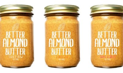 Introducing Better Almond Butter